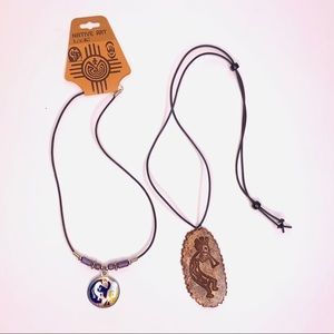 Native Art Necklaces